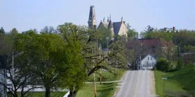 View of Mount Vernon