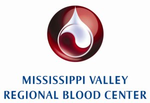Mississippi Valley Regional Blood Center Logo