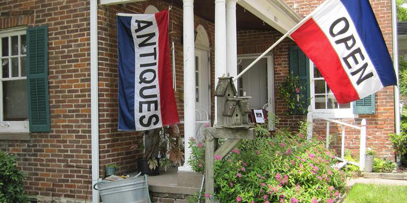First Brick Antiques and Art Gallery Perfect Blend