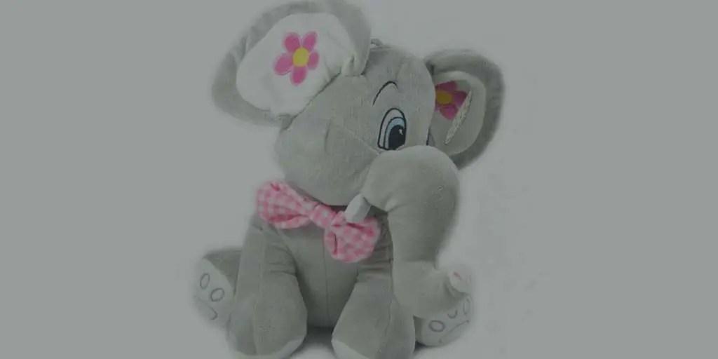 Stuffed Elephant Toy