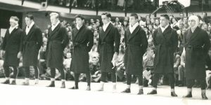 Hometown Teams Cornell 1947 Wrestling Team