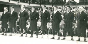 Hometown Teams Cornell 1947 Wrestling Team