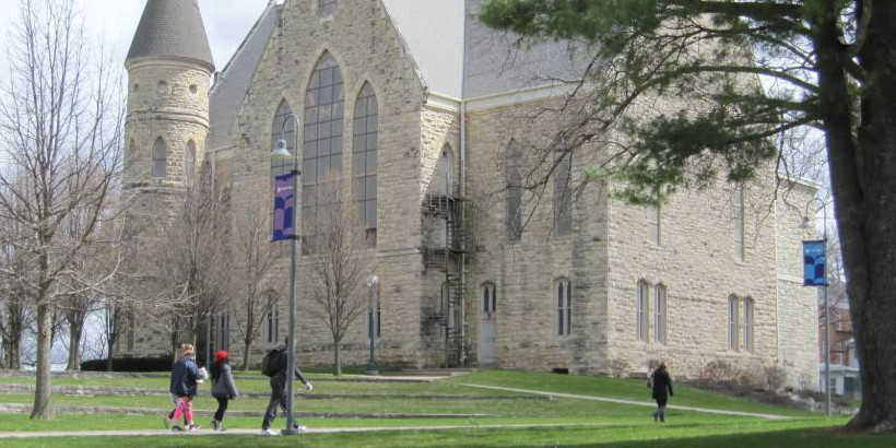 Cornell College King Chapel