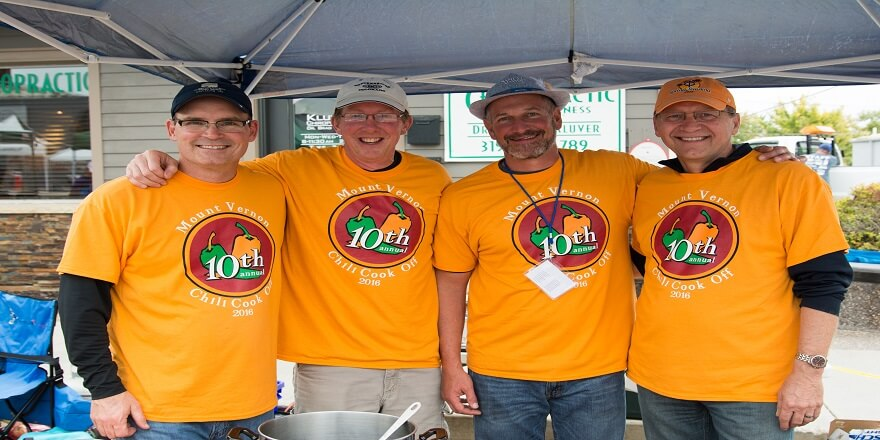 Chili Cookoff Team Kragenbrink
