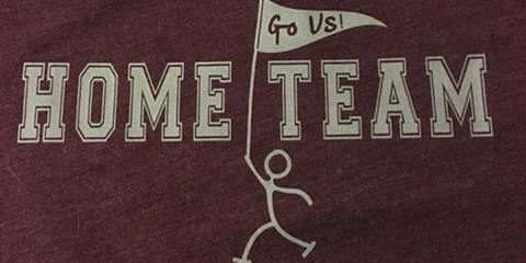 Home Team t-shirt image