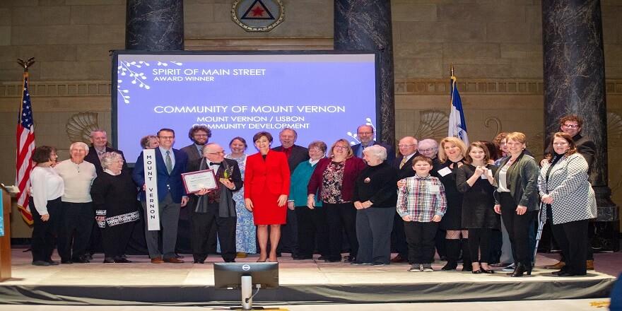 Main Street Iowa Award