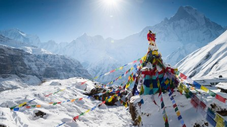 Nepal-Himalaya-Mountains-Annapurna-Pokhara-Prayer-Flags-IS-027332084-Lg-RGB