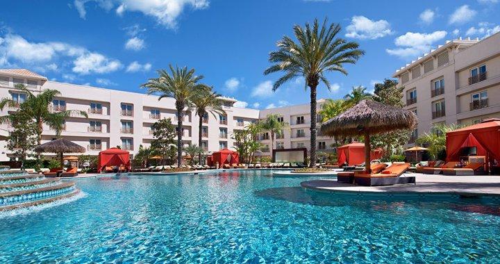 Harrah's Resort in San Diego North