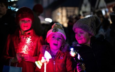 Record numbers attend Northwich Christmas Extravaganza