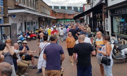 Northwich revving up for Scooter Day