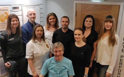 Rosebank Wellbeing Centre in the spotlight at Open Day