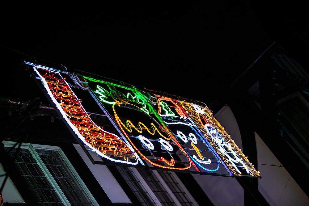 BID & NTC Christmas Lights