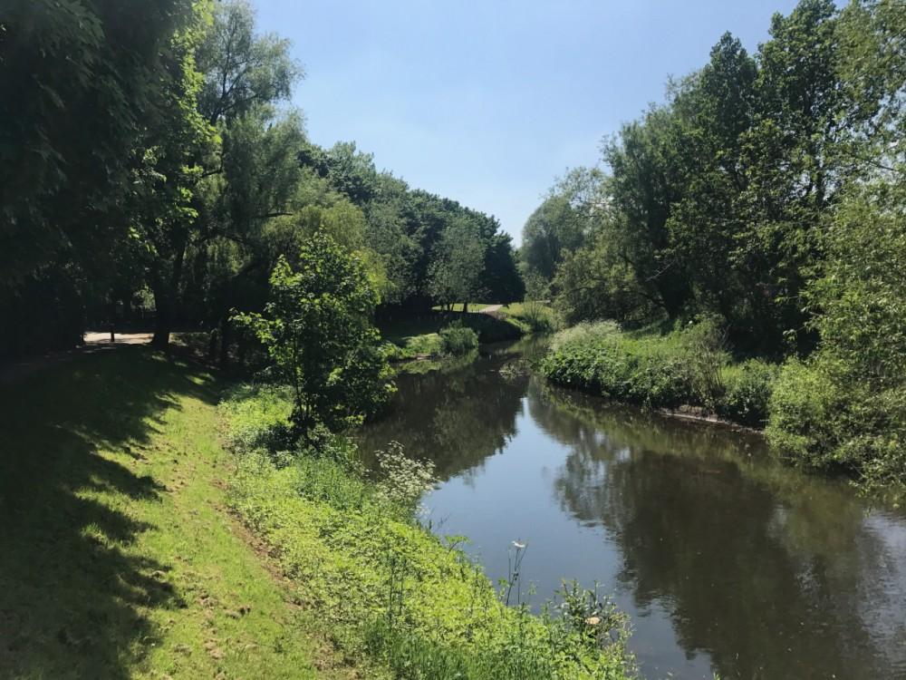 River Dane Northwich
