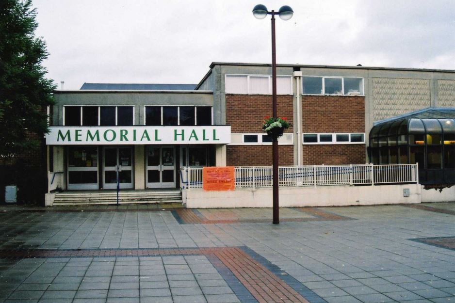 Old Memorial Hall