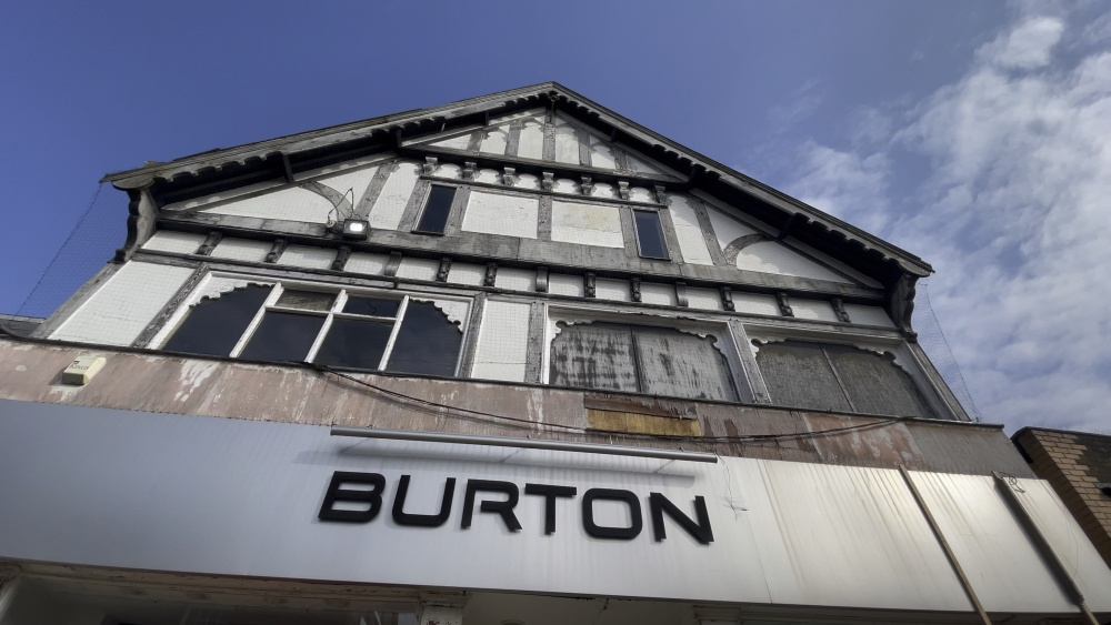 Developers looking to breathe new life into historic Northwich building