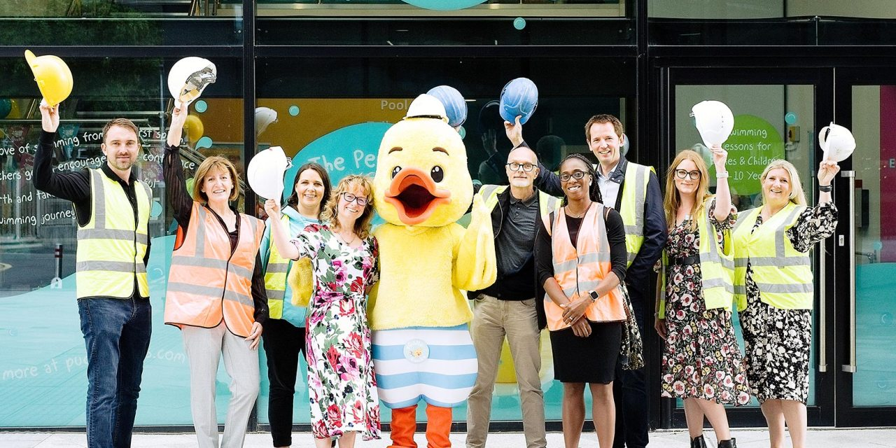 Puddle Ducks make a splash at Barons Quay with official launch