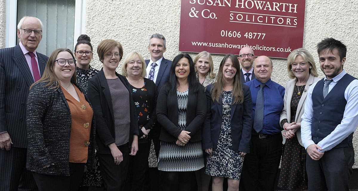 Susan Howarth and Co Solicitors nominated for Family Law Firm of the Year