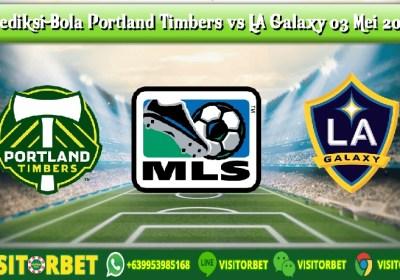 Prediksi Bola Portland Timbers vs LA Galaxy 03 Mei 2020