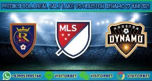 Prediksi Bola Real Salt Lake Vs Houston Dynamo 27 Juni 2021