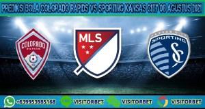 Prediksi Bola Colorado Rapids Vs Sporting Kansas City 08 Agustus 2021
