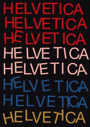 Helvetica 60- HEY