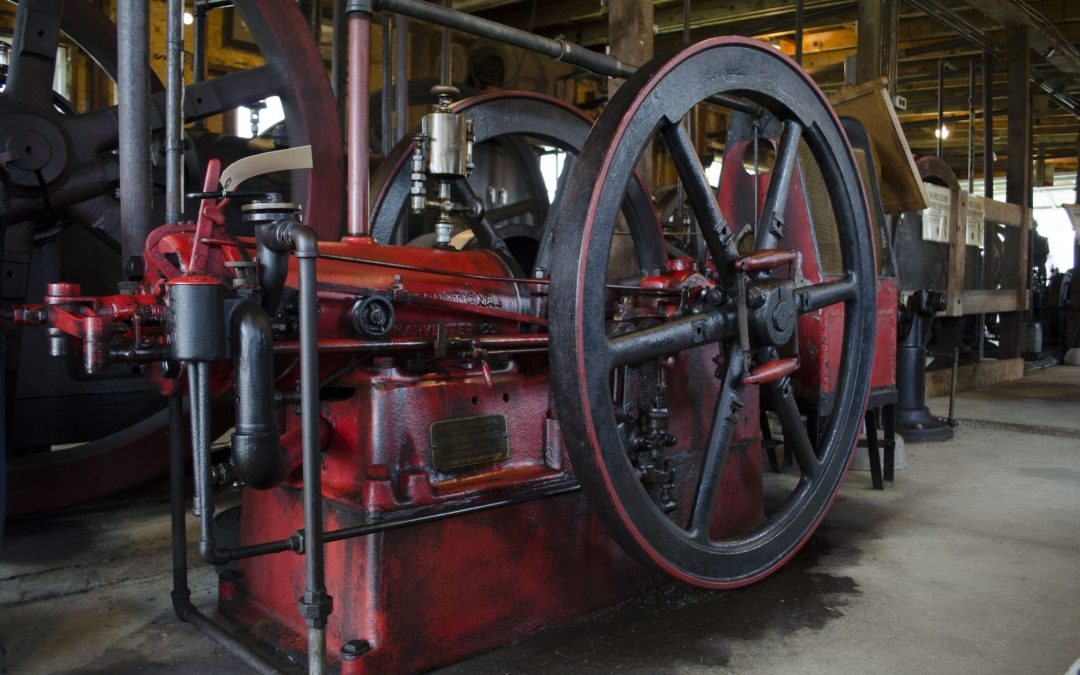 Hit and Miss History at the Coolspring Power Museum