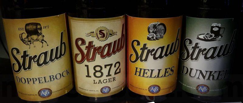 Straub Brewery 2016 Legacy Sampler