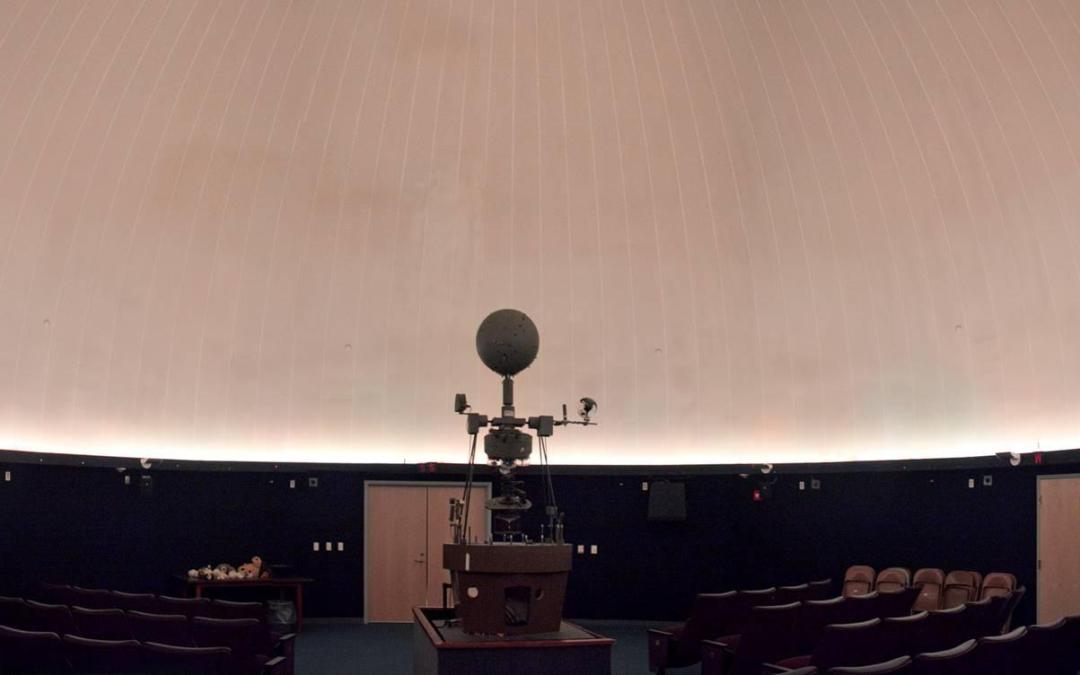 Explore the Night Skies at Clarion University's Peirce Planetarium