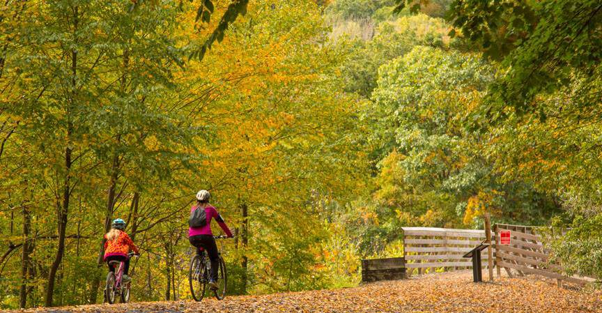 Best Trails and Viewpoints for Fall Foliage in the Pennsylvania Great Outdoors