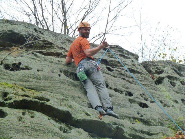 Beginners Rock Climbing Class