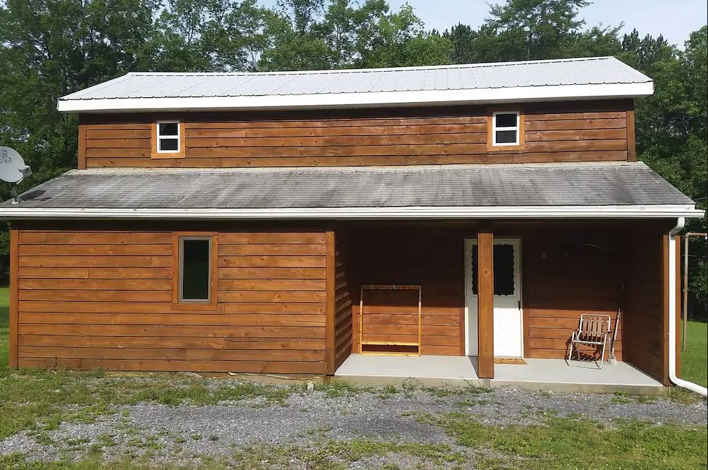 Square Timber Cabin Rentals Visit Pa Great Outdoors
