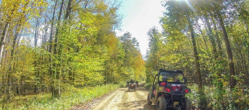 FALL ATV FUN