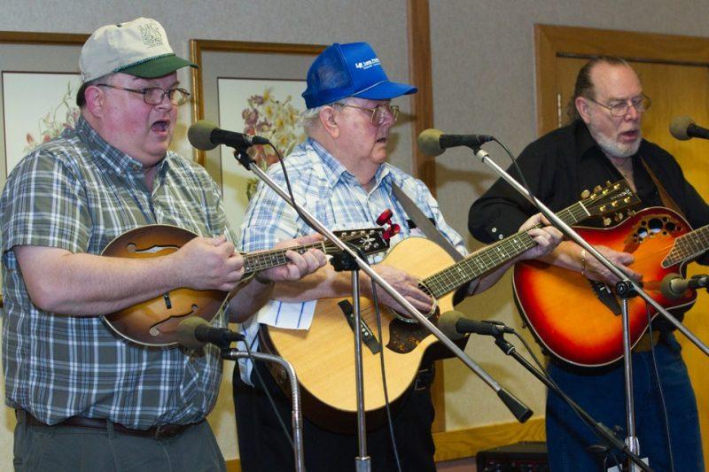 Clarion River Jam Bluegrass Festival