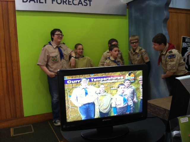 New Technology for Punxsutawney Weather Discovery Center