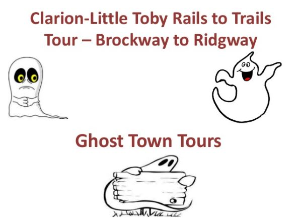 Ghost Towns Tour