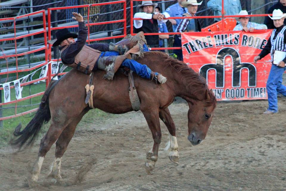 Roping & Riding in Forest County