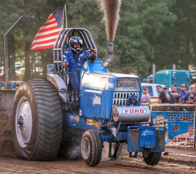 Jefferson County Fair Truck and Tractor Pull | Visit PA