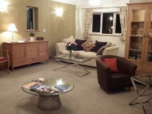 Bridge Hill House B&B Belper. lounge