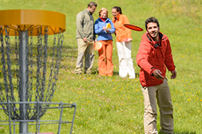 Disc Golf in Pearland