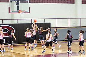 Basketball in Pearland Texas
