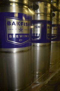 bakfish beer keg