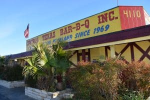 Central Texas BBQ in Pearland has been in business since 1967.