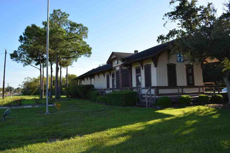 Pearland Railroad Depot