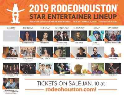 Rodeo Houston at NRG Park near Pearland