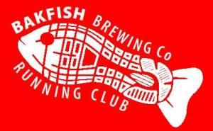 Bakfish running