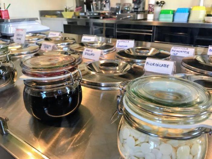 Where to eat in the Prosecco Region Gelaterita