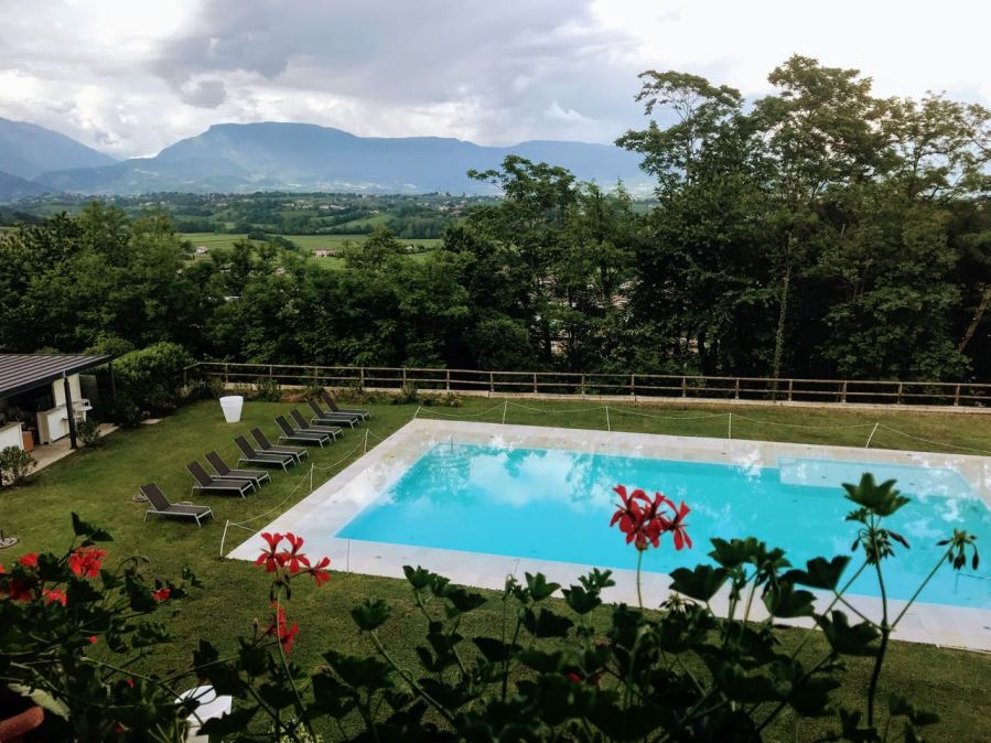 Where to stay in Conegliano Relais Le Betulle