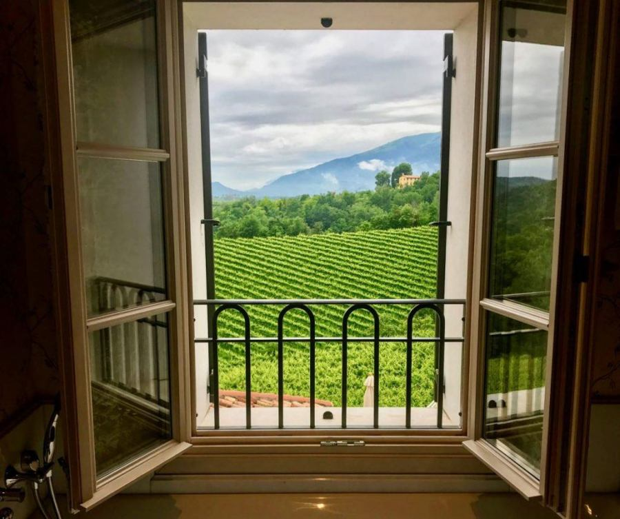 Where to stay in the Prosecco region Relais Darfanta
