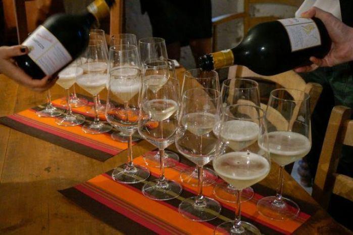 Visit Prosecco Italy Villa Sandi Winery Wine Tasting