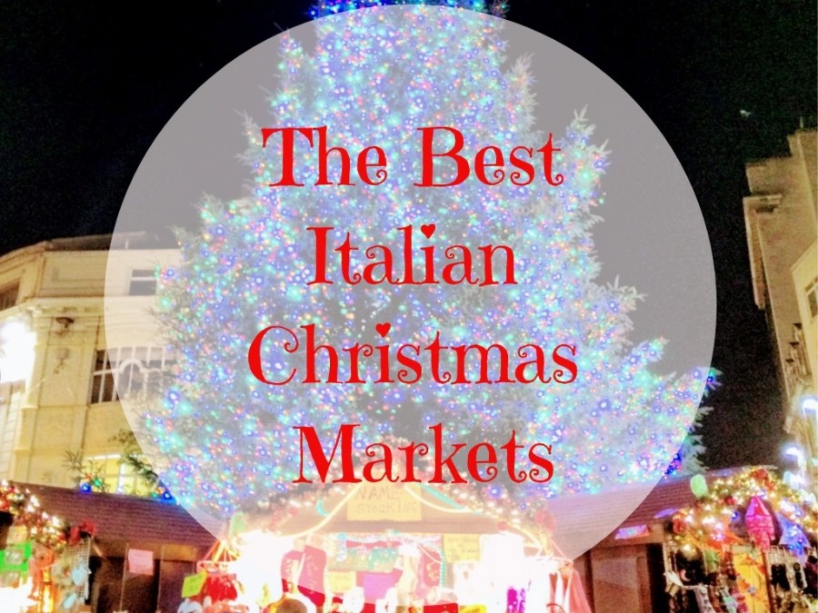 Italy Christmas Markets